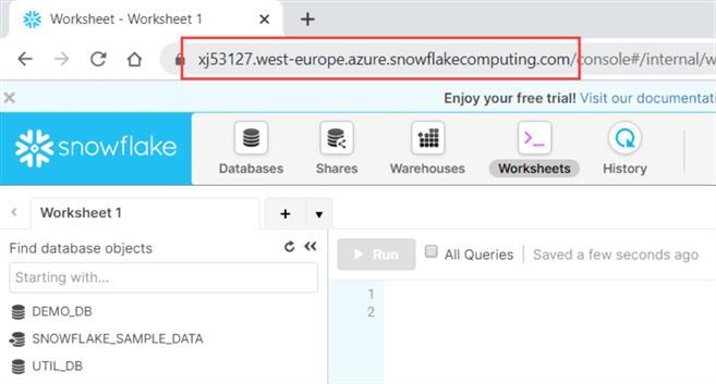 unique URL